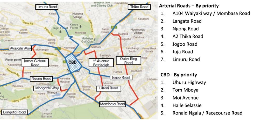 April Nairobi Planning Innovations - Where is nairobi